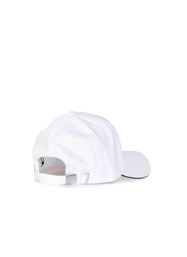 Hummel şapka Jeffy 970172-9003 Beyaz
